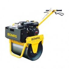 BW55E Single Drum Roller